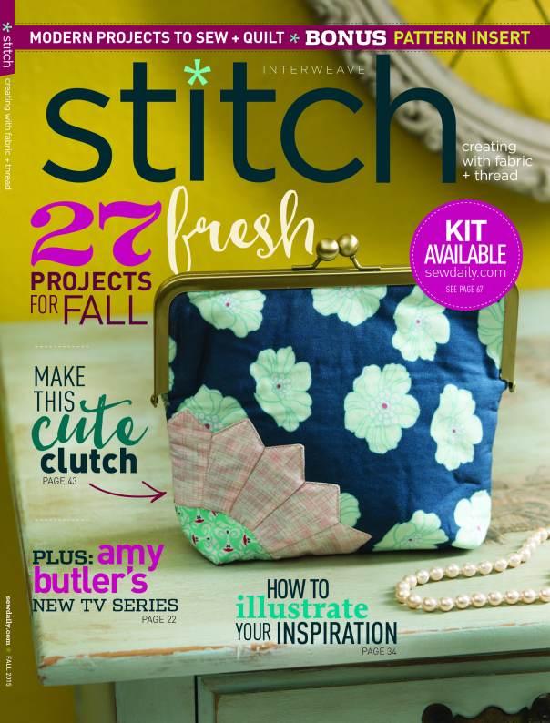 Stitch Fall 2015 COVER